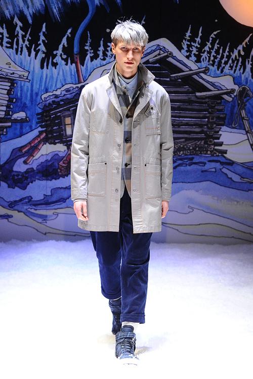 FW12 Tokyo FACTOTUM002_Andreas Brunnhage(Fashion Press)