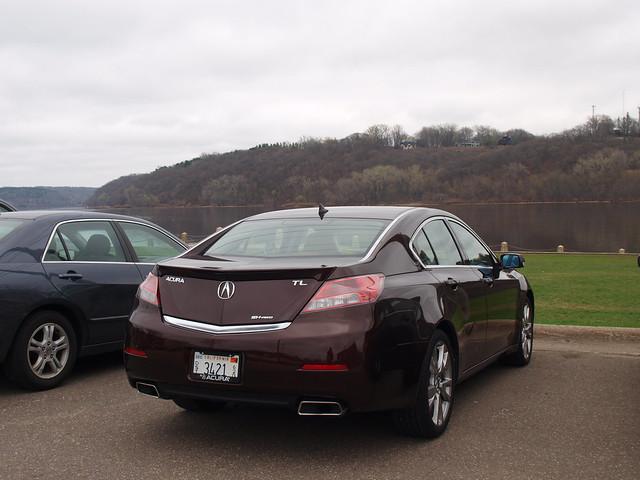 2012 Acura TL SH-AWD 22