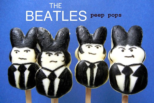 beatles peep pops