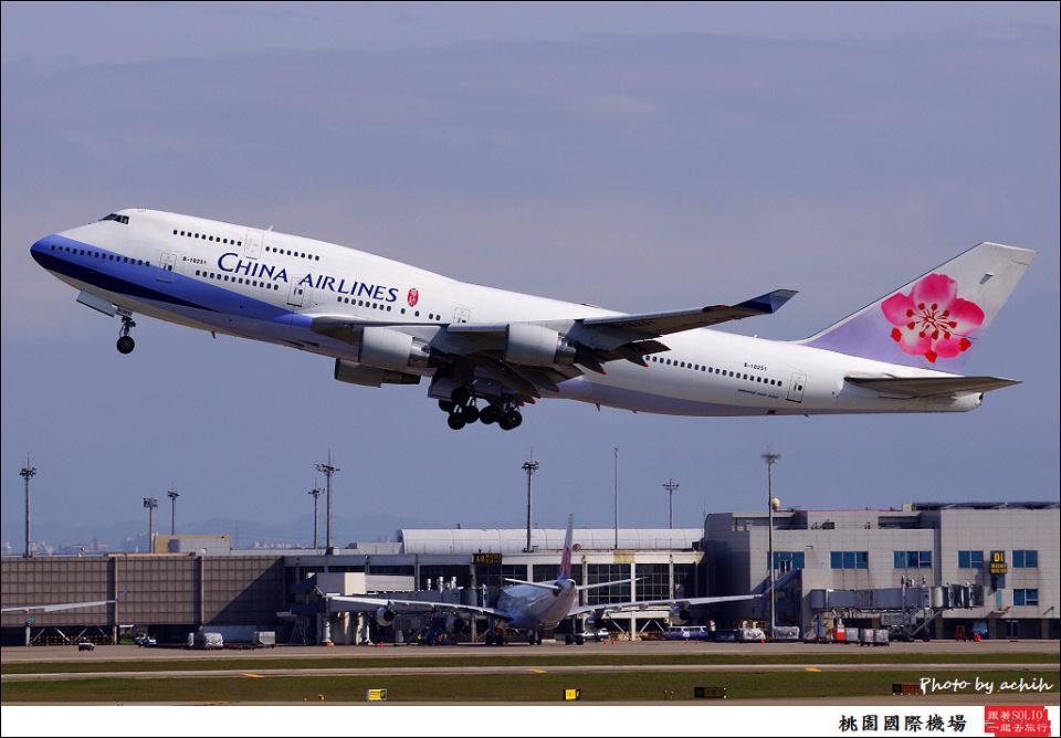 中華航空B-18251客機014