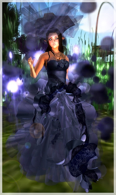 Lyena -Petite Lady blue 01