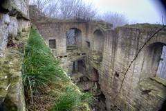 Derelict Castle Rooftop