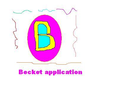 Becket appli Logo