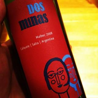 2009 Dos Minas Malbec