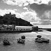 Harbour, St Michael's Mount by ~*Hannah*~