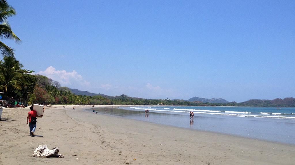 Плайя-Самара пляж фото