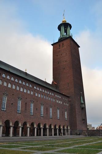 2011.11.11.310 - STOCKHOLM - Stadshusparken - Stockholms stadshus
