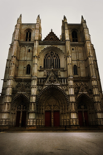 Cathedrale Saint-Pierre de Nantes