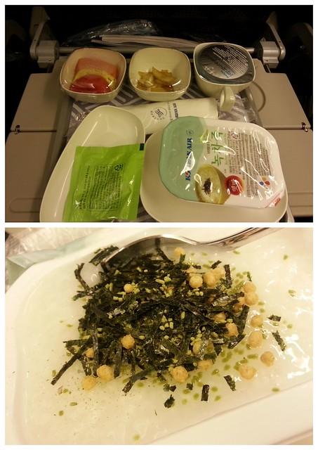 Korean Air Food