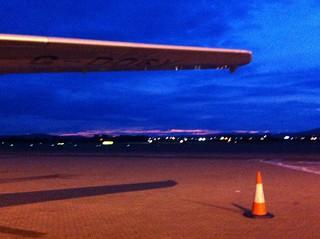 Glasgow Airport 2302 Danny Green