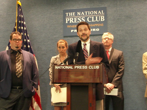 NTU VP Pete Sepp at National Press Club 6/20/12