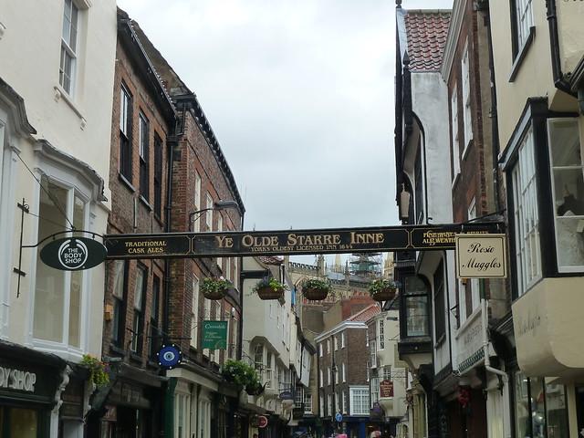 Street Scene, York