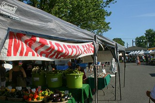 The Farmers Market In Montclair