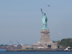 Lady Liberty from the Staten Island Ferry
