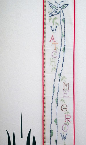 Heirloom Child's Growth Chart