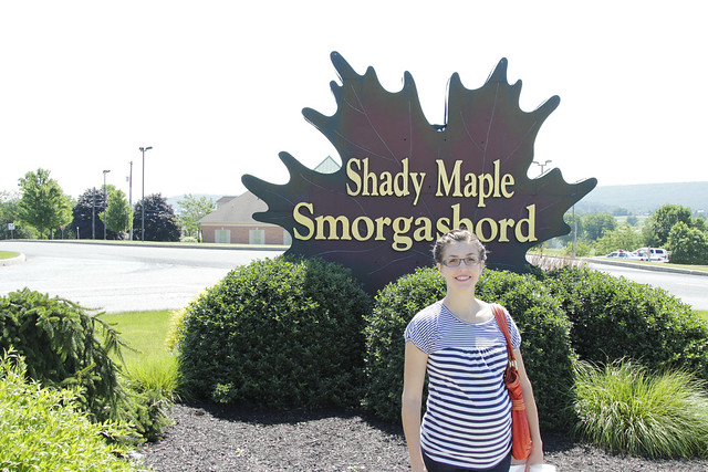 pa trip - shady maple