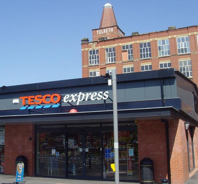 Tesco Express Store Finder: Tesco Express In Ashton, Preston