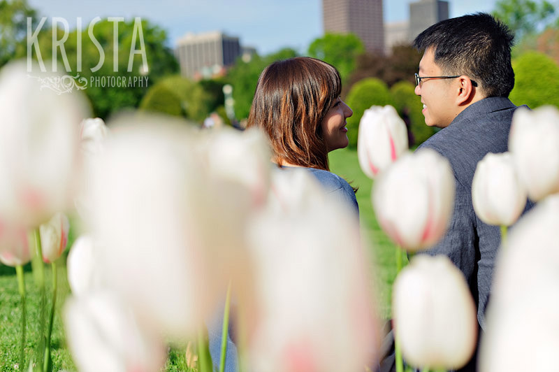 Linan & Zhaogian - Engagement Session