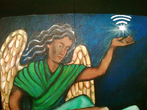 The Archangel of WiFi