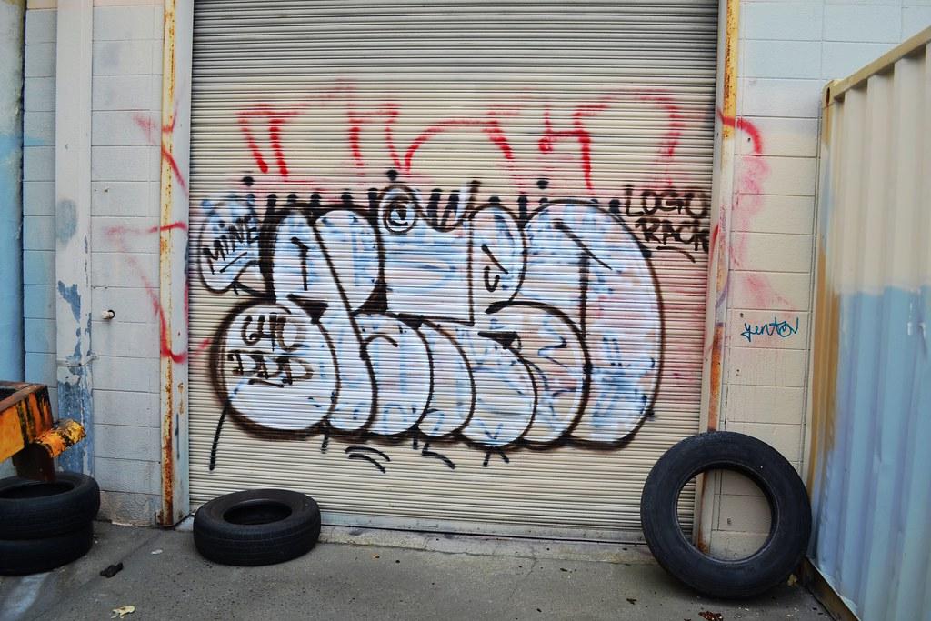 ASTRO, 640, DDD, Graffiti, Oakland, Streets