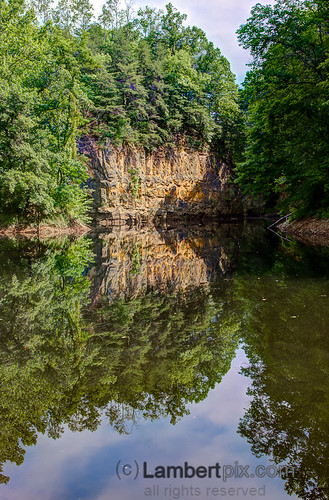 Quarry at Blackhand Gorge