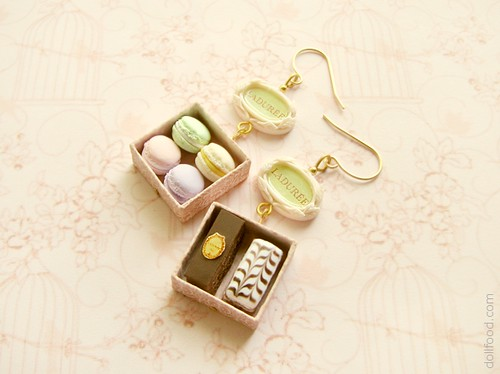 Ladurée Earrings