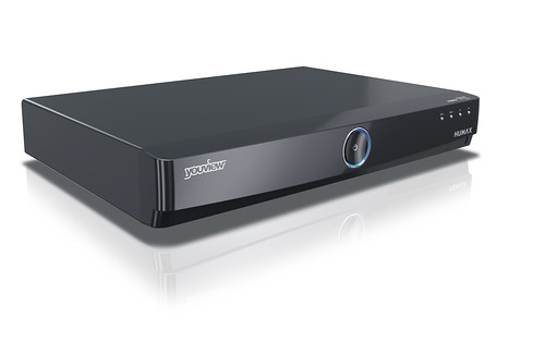 YouView Box 5