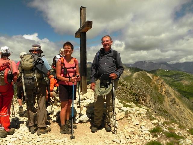 Croix de la cime 2573m (4)