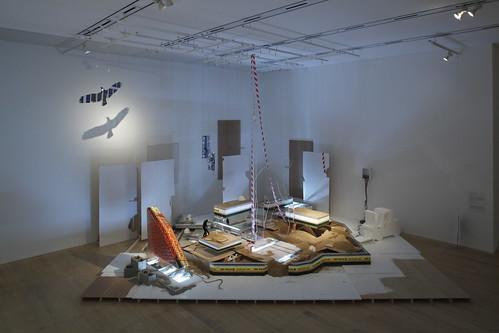 「アラブ・エクスプレス展」展示風景