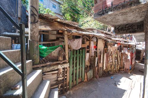 Favela Rocinha 14