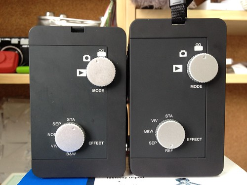 AMPEL 試作機 側面