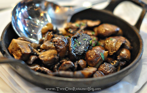 Mushrooms at The Capital Grille ~ Minneapolis, MN