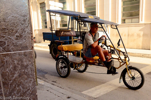 Bicycle scenes from Cuba by Josh Townsley--16