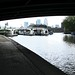 Bow Locks and Canary Wharf