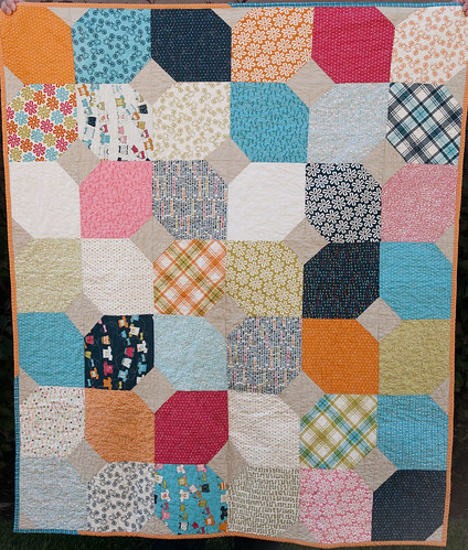 Oregon Beach Quilt