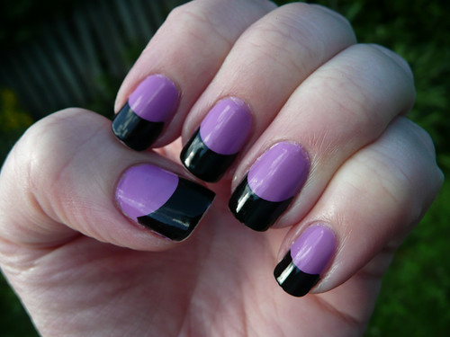 ultraviolet black tips