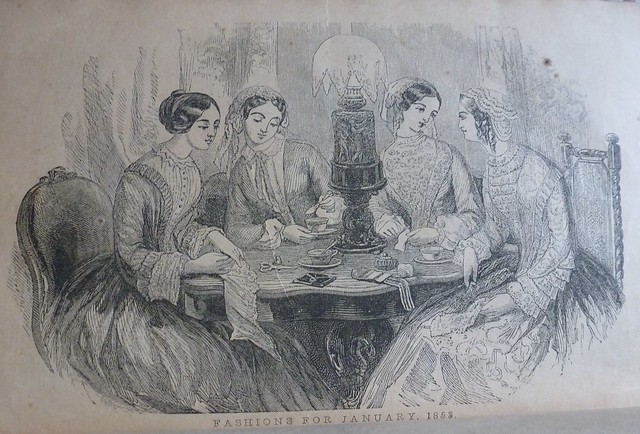 Godey's 1853