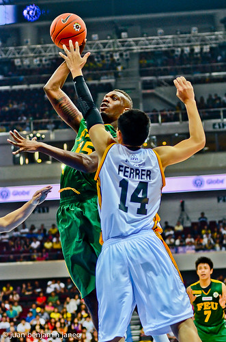 UAAP Season 75: FEU Tamaraws vs. UST Growling Tigers, July 14