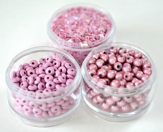 Organizing my beads