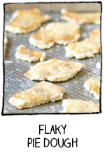 flakypiedough
