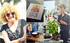 Author Merry White, Coffee Life in Japan ~ Special Event ar Cafe Demitasse by R. E. ~