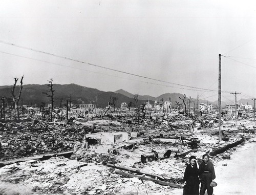 Hiroshima November 27 1945 DOE