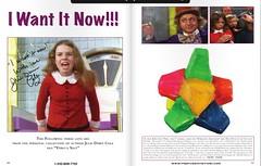 Everlasting Gobstopper Wonka