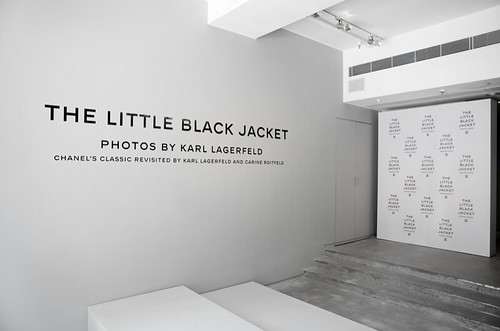 CHANEL Exhibition The little black Jacket