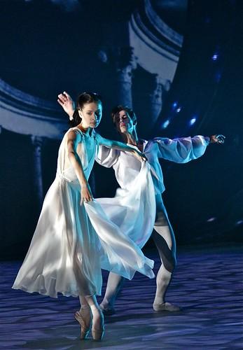 Larisa Lushina and Andrey Sorokin (Ekaterinburg Ballet)