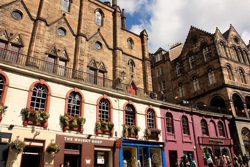 Victoria Street, Edinburgh - Scotland