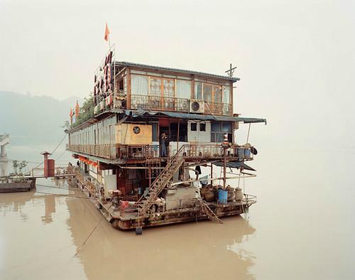 Nadav Kander, Yibin III, Sichuan Province