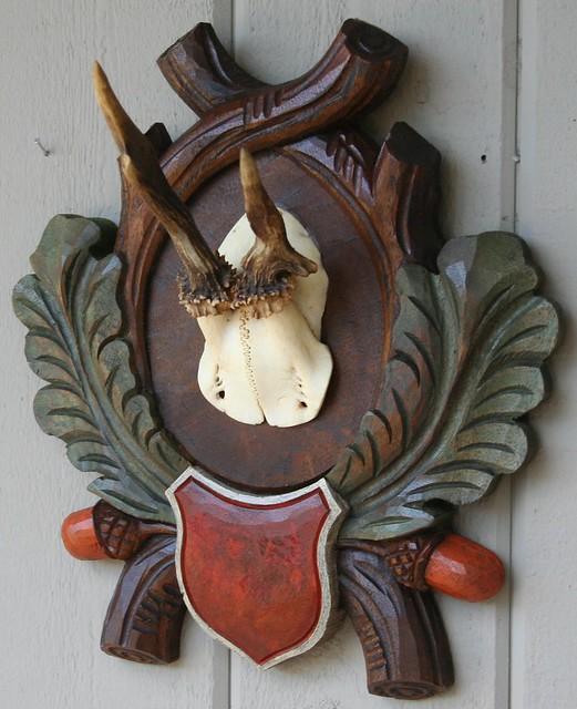 Bayern Roe Deer Mount