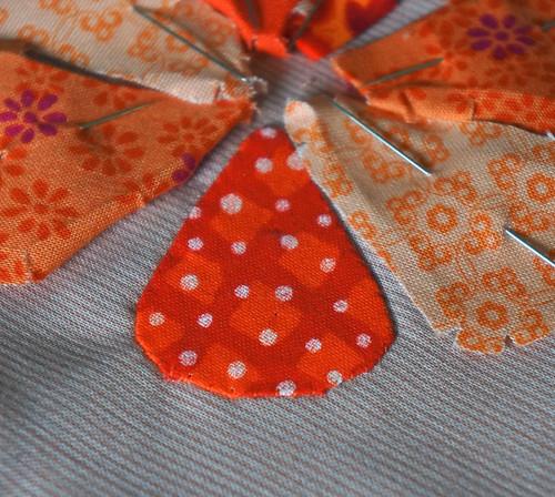 Orange WIP detail