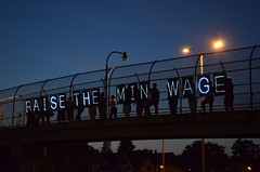OLB and WJN Raise the Wage